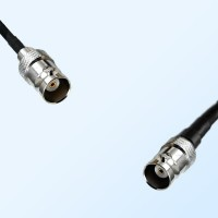BNC Female - MHV Female Coaxial Jumper Cable
