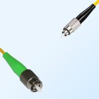 FC FC/APC Simplex Jumper Cable OS2 9/125 Singlemode