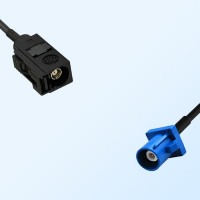 75Ohm Fakra A Female - Fakra C Male Cable Assemblies