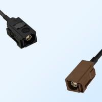 ZRS-FAKRA.F//F90.06  Antennenverlängerungskabel 6m 4CARMEDIA