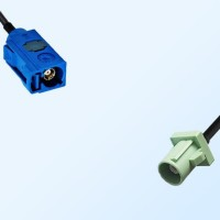 75Ohm Fakra C Female - Fakra N Male Cable Assemblies
