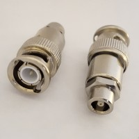 BNC Male to LEMO FFA 00S Female RF Adapter