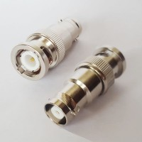 BNC Male to MHV Female RF Adapter