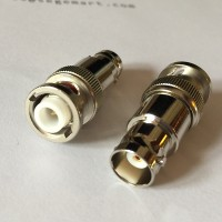 BNC Female to MHV Male RF Adapter