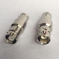 BNC Female to MHV Female RF Adapter