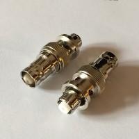 BNC Female to SHV Male RF Adapter