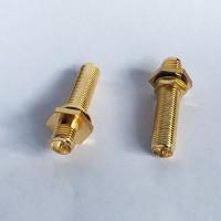 30mm Long Type RP SMA Female to RP SMA O-Ring B/H Female RF Adapter