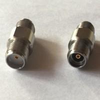 SMA Female to 3.5mm Female RF Adapter