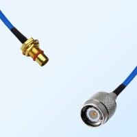 TNC Male - BMA Bulkhead Male Semi-Rigid Cable Assemblies