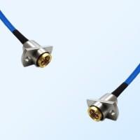 BMA Female 2 Hole - BMA Female 2 Hole Semi-Flexible Cable Assemblies