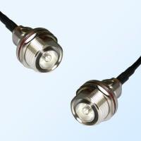 7/16 DIN B/H Female - 7/16 DIN B/H Female Cable