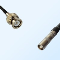 LEMO FFA 00S Female - BNC Male Coaxial Cable Assemblies