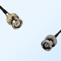 BNC Male - RP BNC Male Coaxial Cable Assemblies