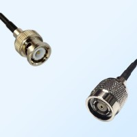 BNC Male - RP TNC Male Coaxial Cable Assemblies