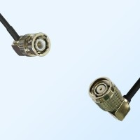 BNC Male R/A - RP TNC Male R/A Coaxial Cable Assemblies