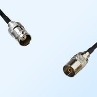 BNC Female - DVB-T TV Female Coaxial Cable Assemblies