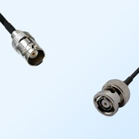 BNC Female - RP BNC Male Coaxial Cable Assemblies