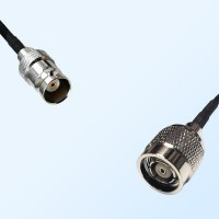 BNC Female - RP TNC Male Coaxial Cable Assemblies