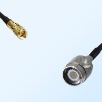 10-32 UNF Male - TNC Male Coaxial Jumper Cable